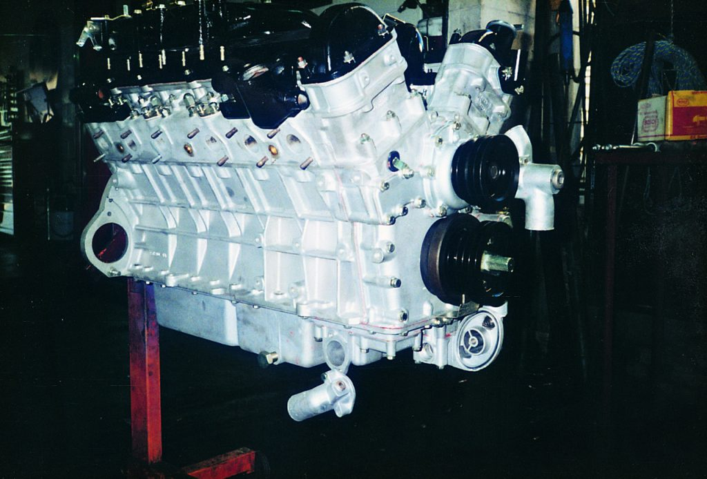 RECONDITIONED V12 JAG TO CONCOURSE SPECIFICATION